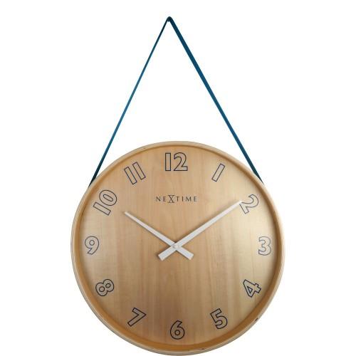 NeXtime Loop Big zegar ścienny
