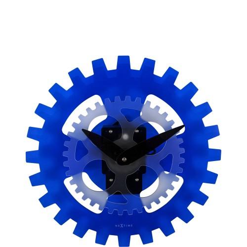 NeXtime Moving Gears zegar ścienny