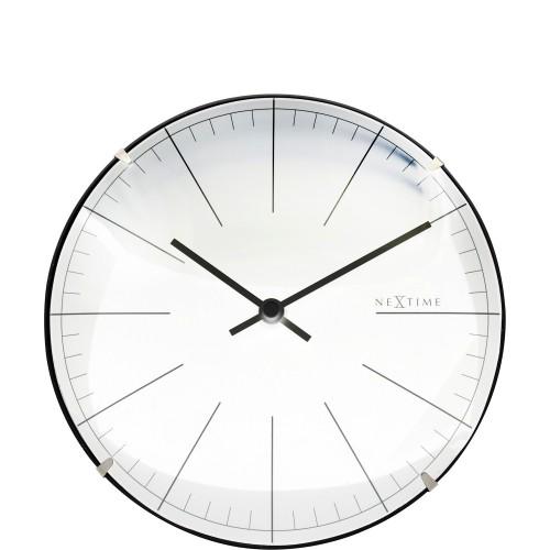 NeXtime Big Stripe Mini Dome zegar stojący, ścienny