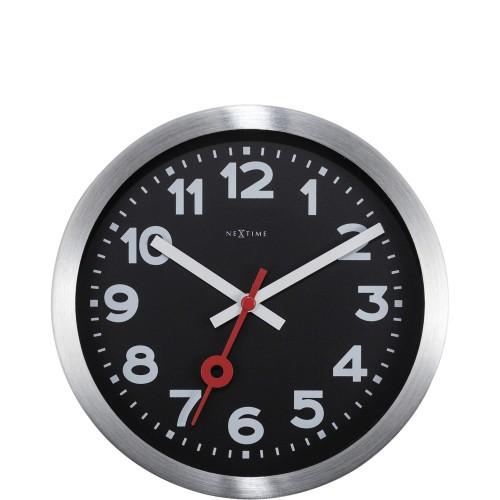 NeXtime Station zegar stojący, ścienny