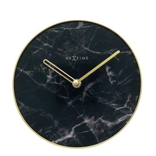 NeXtime Marble zegar stołowy