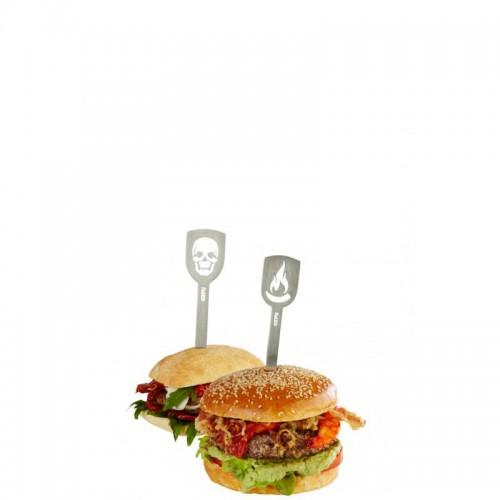 GEFU Torro Szpikulce do hamburgerów 2szt