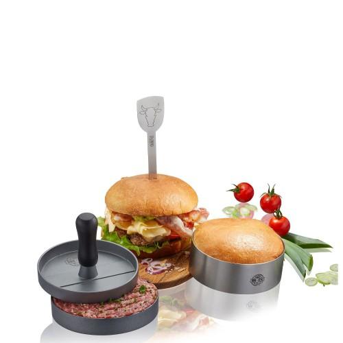 GEFU BBQ Zestaw do burgerów