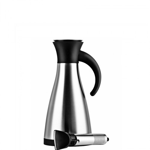 Eva Solo Vacuum Jug termos stalowy z uchwytem i filtrem do herbaty