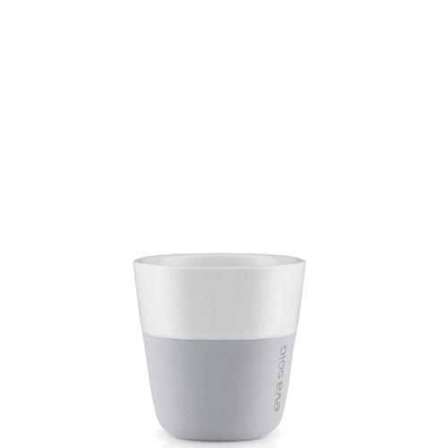 Eva Solo Eva Solo filiżanka do espresso Marble grey, 2 szt.