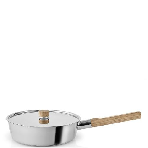 Eva Solo Nordic Kitchen patelnia Saute z pokrywką