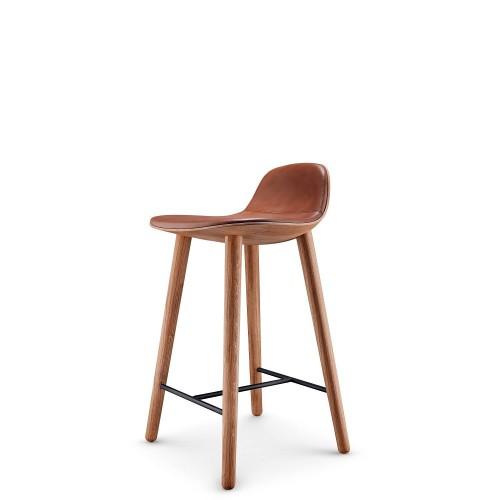 Eva Solo Abalone Krzesło barowe, niskie
