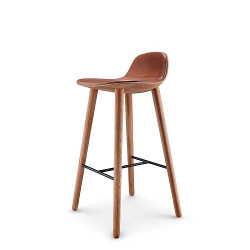 Eva Solo Abalone Krzesło barowe, wysokie