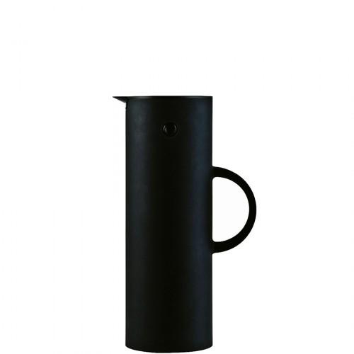 Stelton EM77 dzbanek termiczny, czarny soft