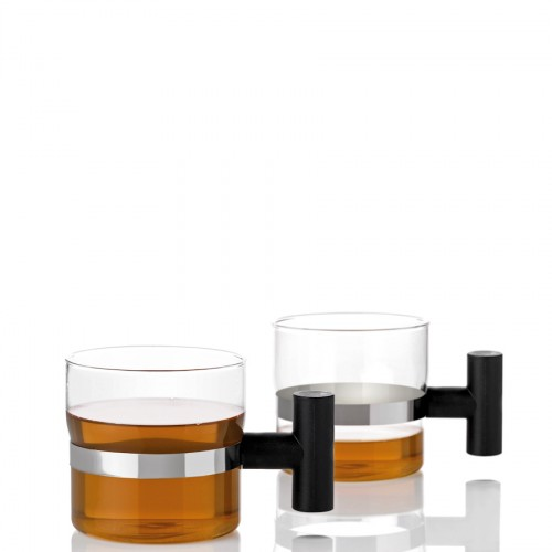 Stelton Classic szklanki do herbaty, 2 szt