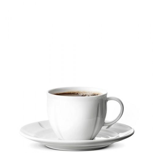 Rosendahl Grand Cru Soft filiżanka do kawy ze spodkiem