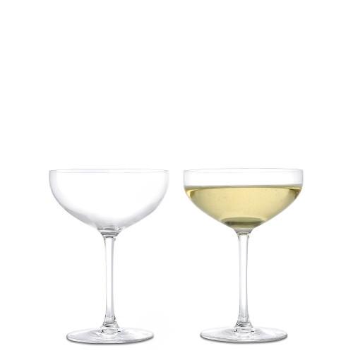 Rosendahl Premium Glass zestaw dwóch kieliszków do szampana