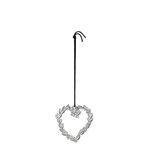 Rosendahl Leaf Heart zawieszka