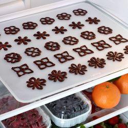 Lekue Decomat zestaw do dekoracji z czekolady zdjęcie dodatkowe 7