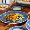 Villeroy & Boch Casale Blu talerz sałatkowy  zdjęcie dodatkowe 2