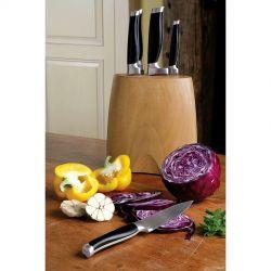 Jamie Oliver Zestaw 5 noży z blokiem zdjęcie dodatkowe 7
