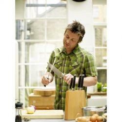 Jamie Oliver Zestaw 5 noży z blokiem zdjęcie dodatkowe 8