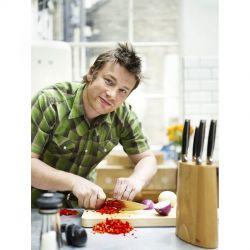 Jamie Oliver Zestaw 5 noży z blokiem zdjęcie dodatkowe 9