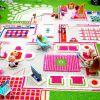 IVI Carpets Domek dla lalek Dywan 3D - zielony zdjęcie dodatkowe 2