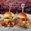 GEFU Torro Szpikulce do hamburgerów 2szt zdjęcie dodatkowe 2
